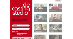 Preview of decastingstudio.nl